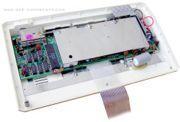 Laser 110 abierto vista frontal